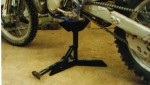 Motorcycle Stand - Dirt